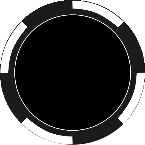4-Spot schwarz