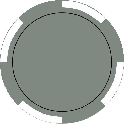 4-Spot grau