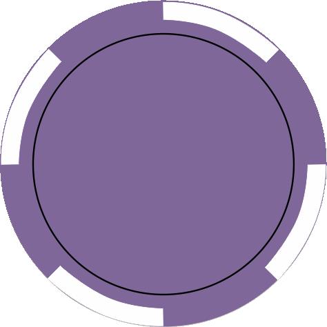 4-Spot lila