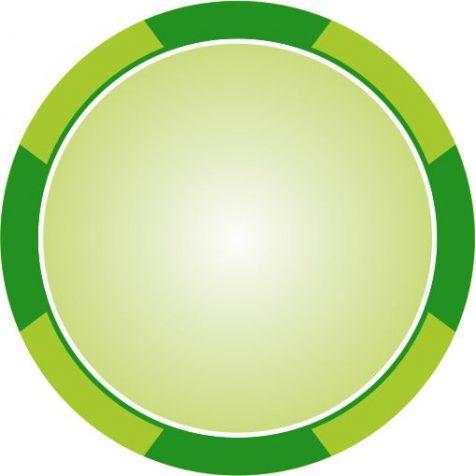 4stripeFaceDarkgreen
