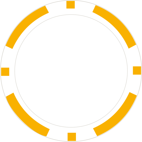 8-Stripe Gelb