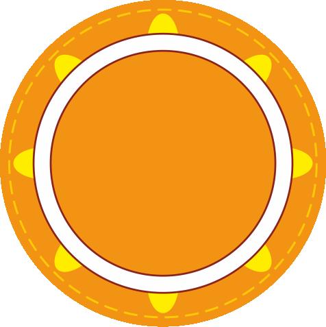 Florenz Orange