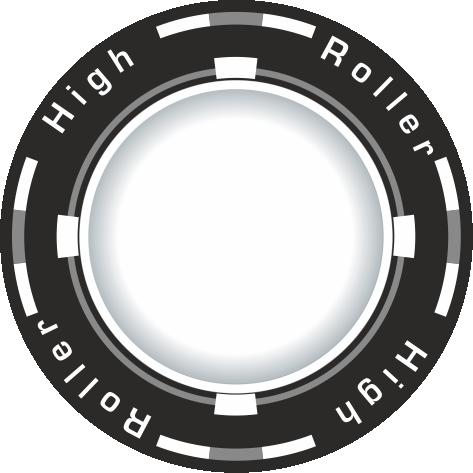 High Roller Schwarz