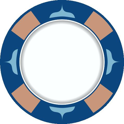 Kreta Design Dunkelblau