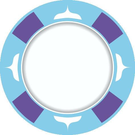 Kreta Design Hellblau